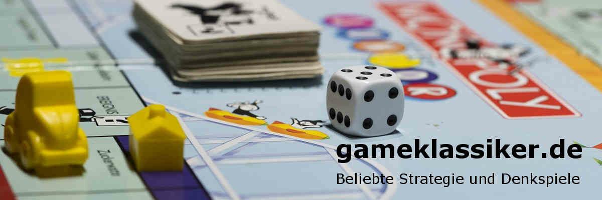 gameklassiker.de - Beliebte Strategie und Denkspiele